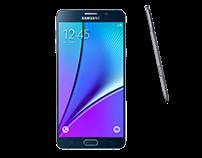 Samsung Galagxy Note 5
