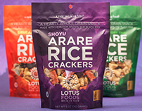 Lotus Foods: Arare Rice Crackers