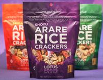 Lotus Foods: Arare Rice Crackers
