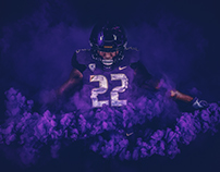 Purple Helmet Unveil
