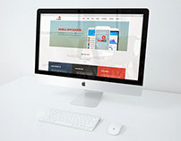 New Responsive Website | One Page | QualiTech Egypt