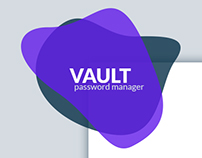 Vault - Password manager