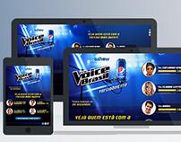 Torcidômetro The Voice Brasil