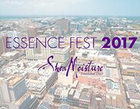 Shea Moisture Essence Fest 2017 Recap