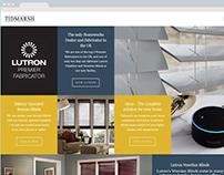 Wordpress Website Design for Tidmarsh Blinds