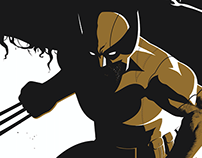 Antihero Poster Series: Weapon X