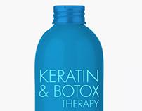 Keratin & Botox Therapy