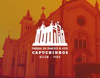 LOGO CAPUCHINHOS BELÉM