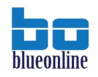 Logo Design BlueOnline
