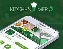 Kitchen Timer - Android App