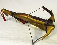 Guardian crossbow