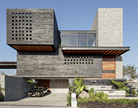 Neró House in Colima, Mexico by Di Frenna Arquitectos