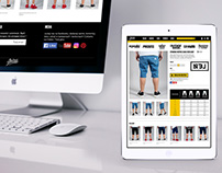 Streetwear - Sztos Web for Laptops , tablet and mobile