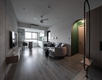 Apartment Interior Design | Girl & Girl Only