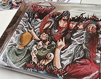 WARFAITH | Album and CD artwork
