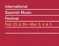 ISMF. International Spanish Music Festival