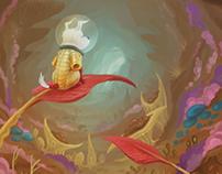 Mimpi Dreams (fan art illustrations)