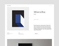 Quadra Collective Shop Redesign 2018