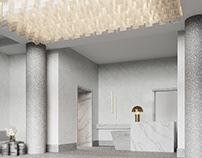 Lobby NYC Minimalism