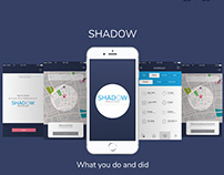 Shadow - UI/UX Design