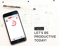 Cube-time management App Design