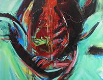 190x150, oil on canvas, 2016.