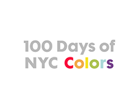 100 Days of NYC Colors