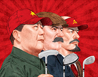 Communist Golf - Golf Magazine