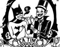 Tea Time, 2014