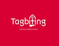 Tagbiting | Deals Website logo