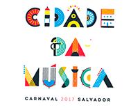 Carnaval Salvador Cidade da Música