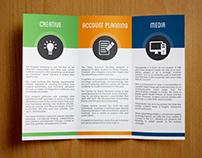 Advertising Graduate School Brochure