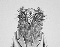 Mr. Búho / Mr. Owl