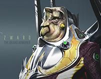 Zwarg. the Grand Armorer