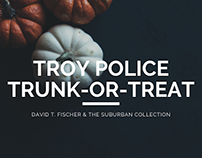 Troy Police Trunk-or-Treat | David T. Fischer