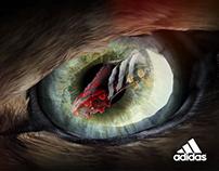 Adidas - Instinct takes over