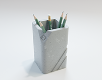 Концепты сувенирных изделий из бетона