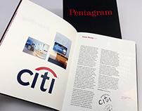 Pentagram Design Promotional Book
