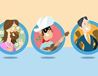 Iconos para sitio web