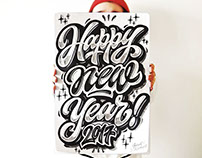 Hand lettering 2016