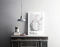 Fashion Magazine Poster Design