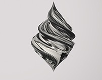 Collection : Twisted Form || Motion Design