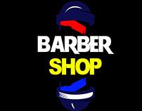 Logo barberia