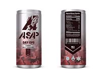 ASAP Bottle Design