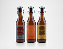 Seasonal Hunting Beer Designs