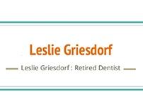 Leslie Griesdorf Trades on Toronto's Stock Exchange