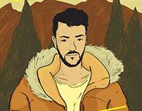 Poster Juan Ingaramo