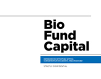 Bio Fund Capital | Pitch Deck (Highlights)