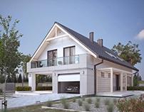 Projekt domu Amarylis 4