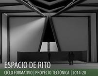 CF_Proyecto Tectónica_Espacio de Rito